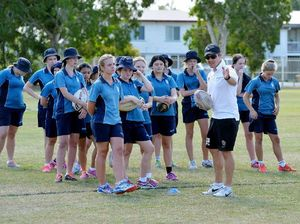 Cutters set to welcome first intake of girls into academy
