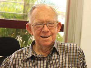 M'boro man recalls meeting Gough Whitlam during wartime