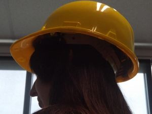 Once, I dreamt of women in trades