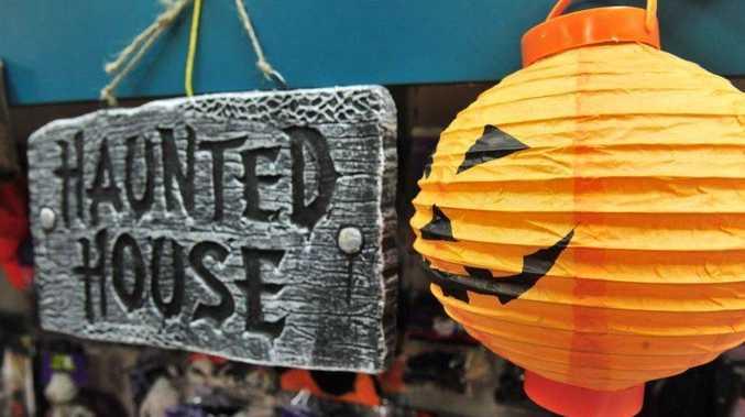 Some Sunshine Coast streets love getting into the Halloween spirit.