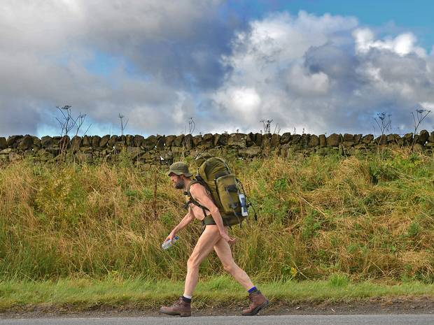 'Naked rambler' Stephen Gough has lost his landmark case to walk in the nude.