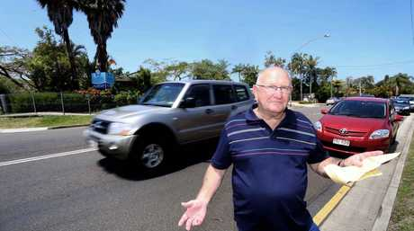 Warwick Fribance was fined for driving too close to a cyclist. Photo: Nicola Brander / Sunshine Coast Daily