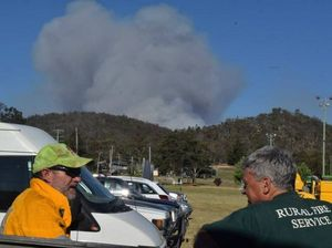 Hard work gives firies upper hand in bushfire battles