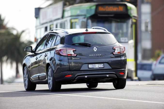 2014 Renault Megane Gt Line Wagon Premium Road Test Review