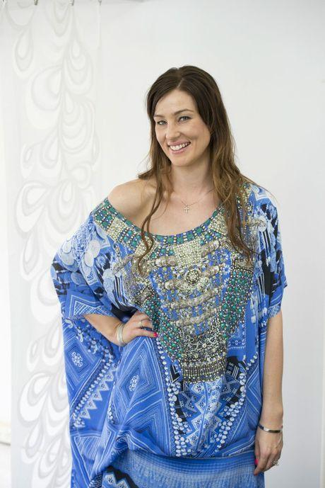 Owner of Oriri fashion boutique Jade Scheuerle.