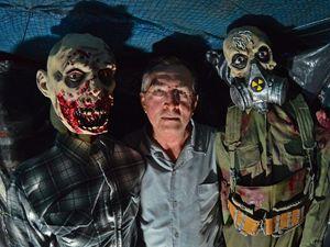 Cowards prowl Rockhampton streets at Halloween