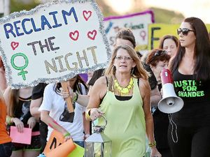 Marchers demand night safety at Reclaim the Night