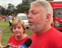 Bruce Morcombe at Walk for Daniel