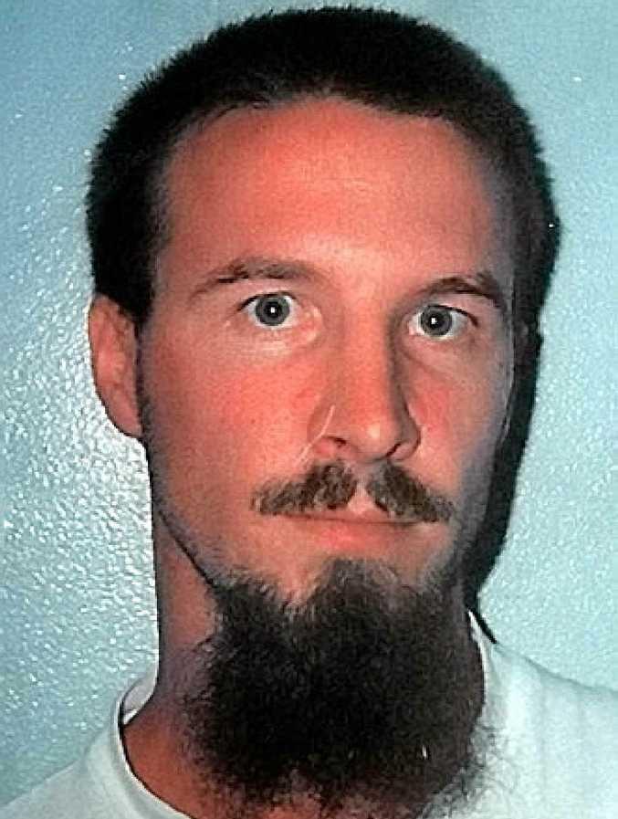 Darren John Britza was murdered in 2001.
