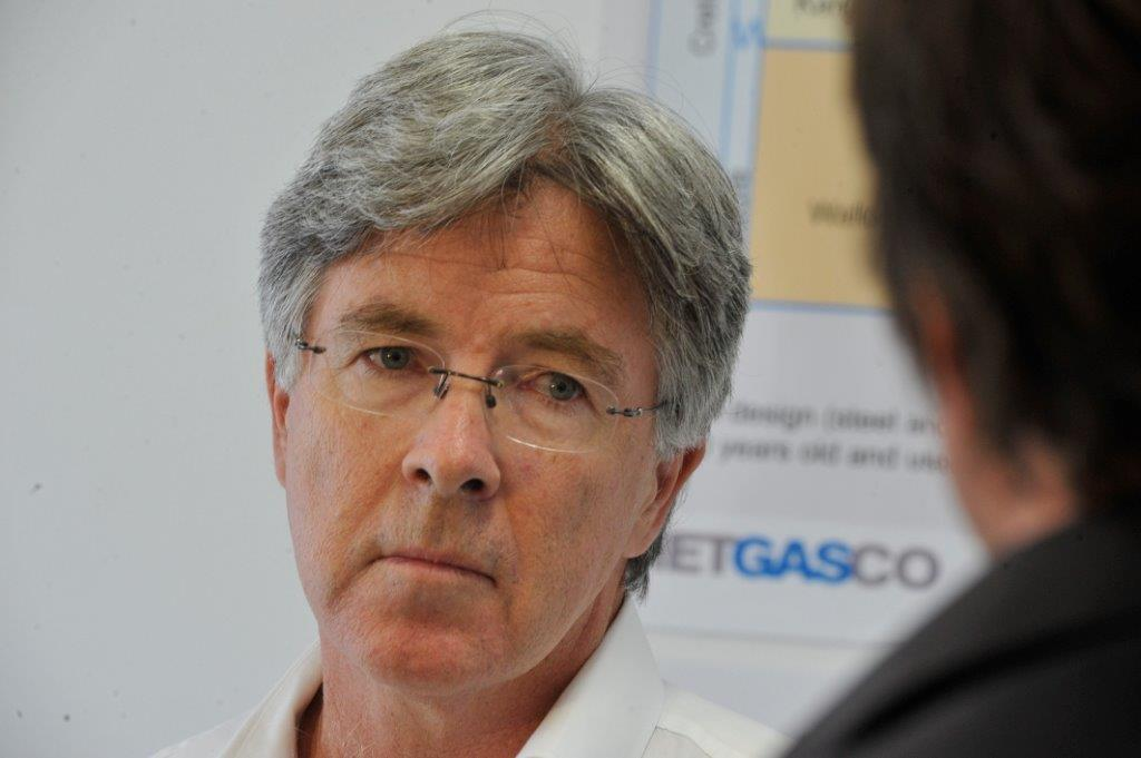 Metgasco Managing Director & Chief Executive Officer Peter Henderson