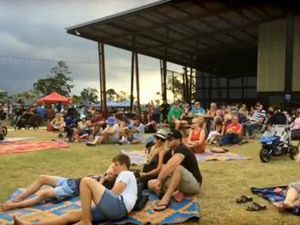 Twilight Markets and Music at Brolga