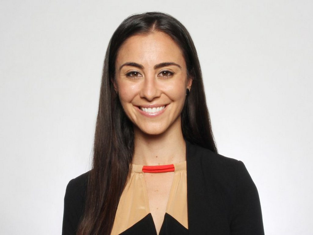 Jodie Fox - Co-founder and Chief Creative Officer of Shoes of Prey.