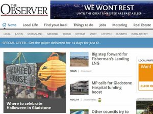 New-look website delivers stories locals want