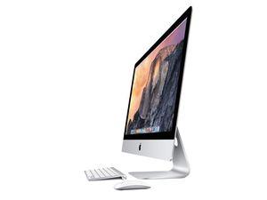 Apple's new 27 inch Retina iMac