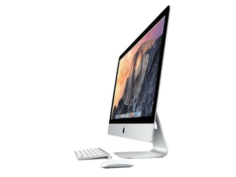 The new Retina display iMac packs a lot of technology into such a compact all-in-one package.