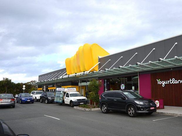 The entrance to Kawana Shoppingworld Photo: Warren Lynam / Sunshine Coast Daily