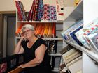Craft Cupboard owner Karen Kruger will lose business when her shop in Bazaar St closes for termite treatment.