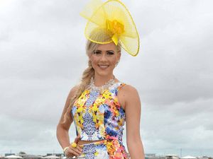 Fashions in the field - Mackay Melbourne Cup day