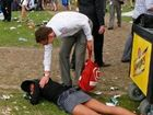 Instagram snaps drunk girls and boys of Melbourne Cup