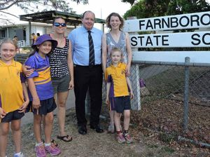 Farnborough State School fights for a parking upgrade