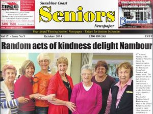 The Seniors News Network expands