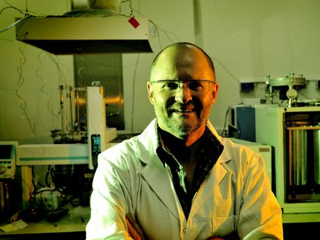 The director of SCU's Centre for Coastal Biogeochemistry Research, Dr Bradley Eyre, is thrilled with the recent funding awards the department has received.