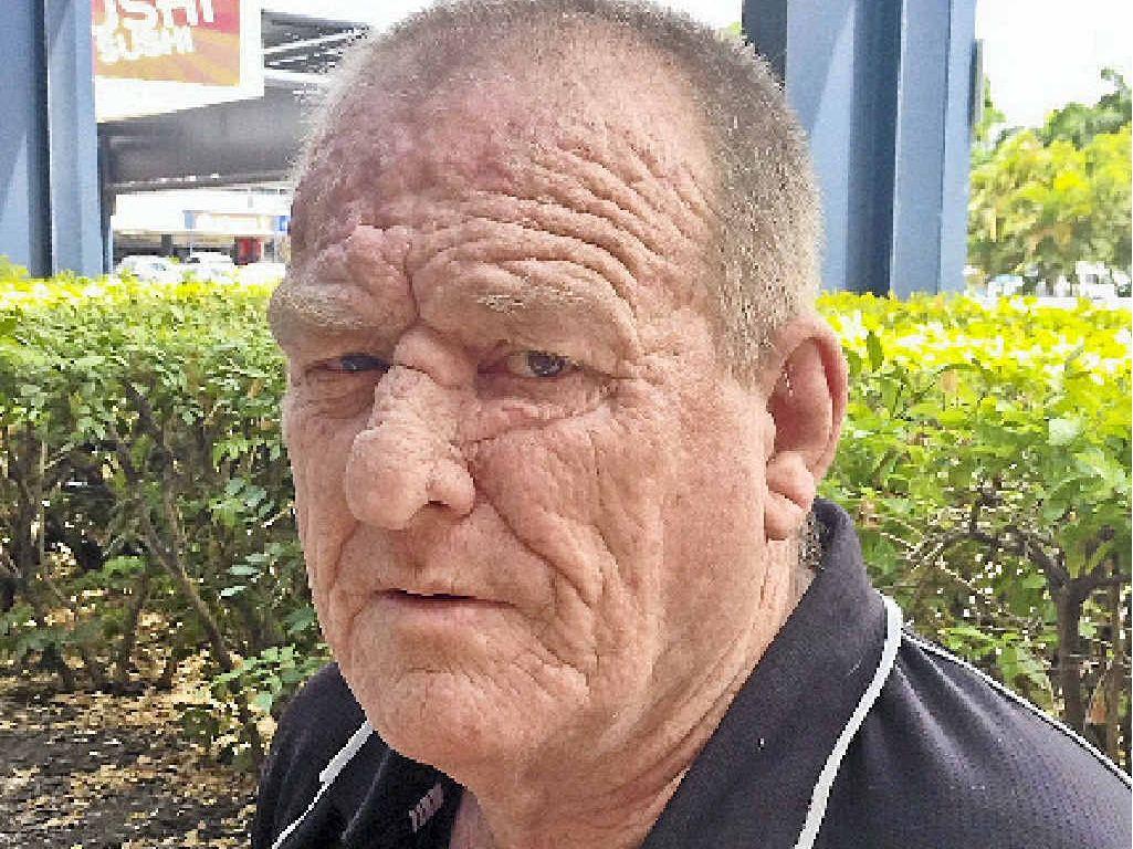 Deesmond Crane used marijuana to treat severe pain from skin cancers.