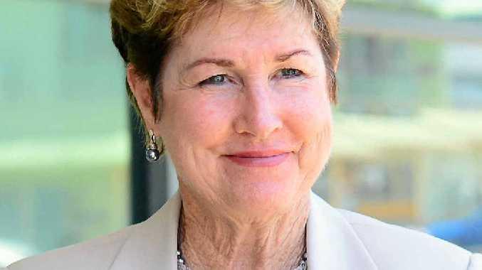 CONCERNS: Livingstone Shire councillor Glenda Mather.