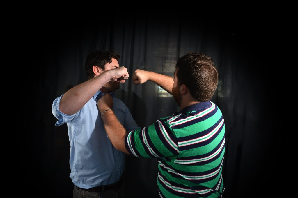 In most violent cases when a punch lands someone in hospital with a serious brain injury, it is the fall to the ground that does the most damage.