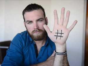 Matthew Matthews says Hands Off