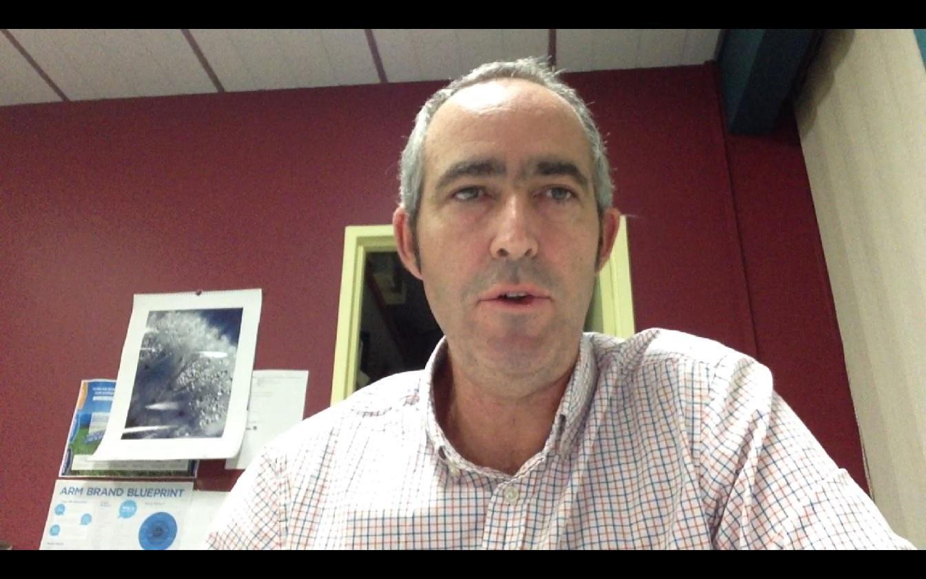 Northern Star Editor David Kirkpatrick