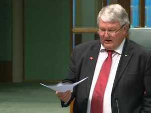 Ken O'Dowd fires up in Parliament over Boyne Smelter