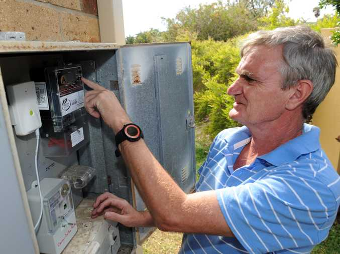 Old-fashioned electricity meters are on the way out as new technology allows remote reading of smart meters.