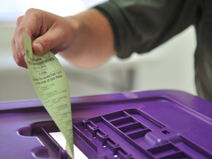 Pre-poll voting starts today