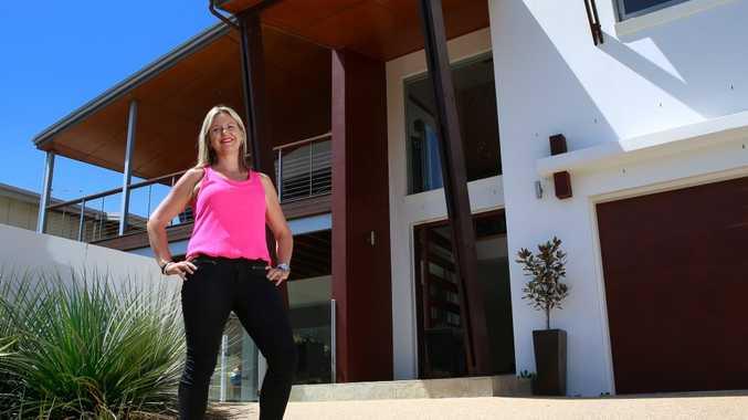 Jane Prichard has lost 50kg after a life of being overweight. Photo: Nolan Verheij-Full / Tweed Daily News
