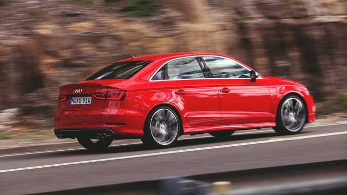 Audi S Sedan Road Test Review Simply Stunning Sunshine - Audi s3 review