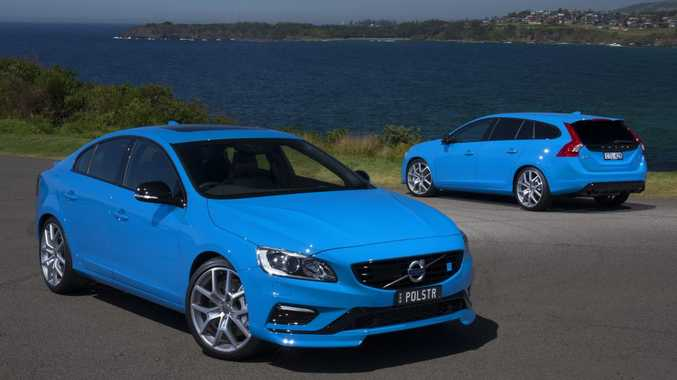 The new Volvo Polestar S60 and V60 will arrive early next year.