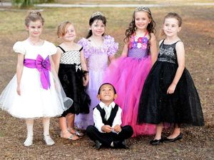 Waltz, gowns and suits at annual Prep Ball