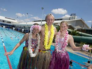 PHOTOS: Hundreds make splash at MS Swimathon