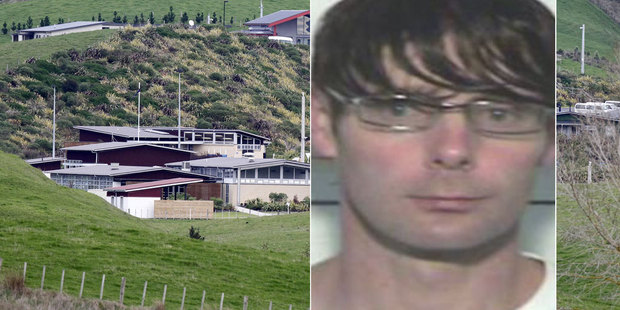 Phillip John Smith was temporarily released from Spring Hill prison, pictured, but failed to return. Photo / Herald, NZ Police