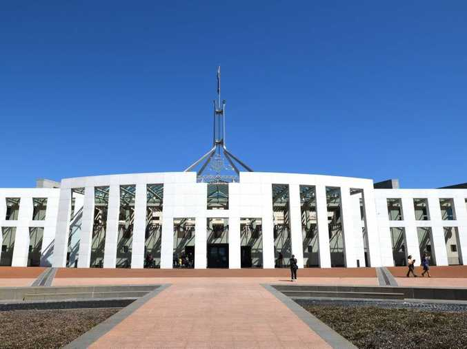 Holiday photos from the Canberra region. Parliament House Photo: Warren Lynam / Sunshine Coast Daily
