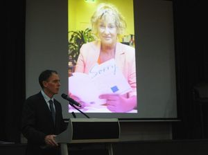 Memorial hears Toni left an indelible mark on the soul