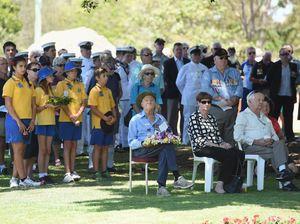 Hervey Bay Remembrance Day Service