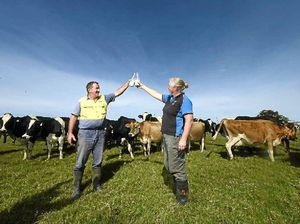 Big River Milk creams its rivals