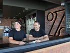 Leane Bingley and Peter Quinn love the relaxed atmosphere of the new Zambrero in Mackay at the corner of Gordon and Gregory Sts.