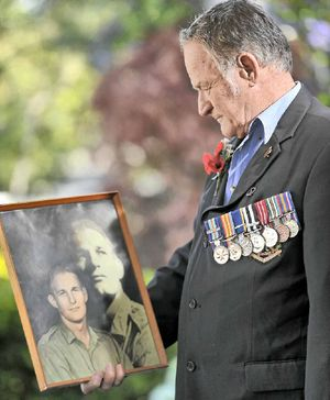 REMEMBERING: On Remembrance Day, Paul Howkins reflects on the faces of those who fought beside him in the Vietnam War.