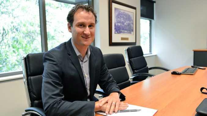 Brendan Leighton of Ferguson Cannon Lawyers, Maroochydore.