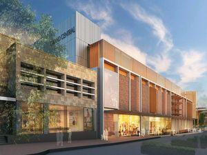 Foundation works start at $500m CBD shopping centre