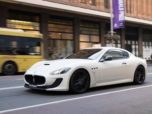 Mean and lean 2014 Maserati GranTurismo MC Stradale