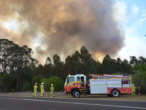 Talk about your bushfire survival plan